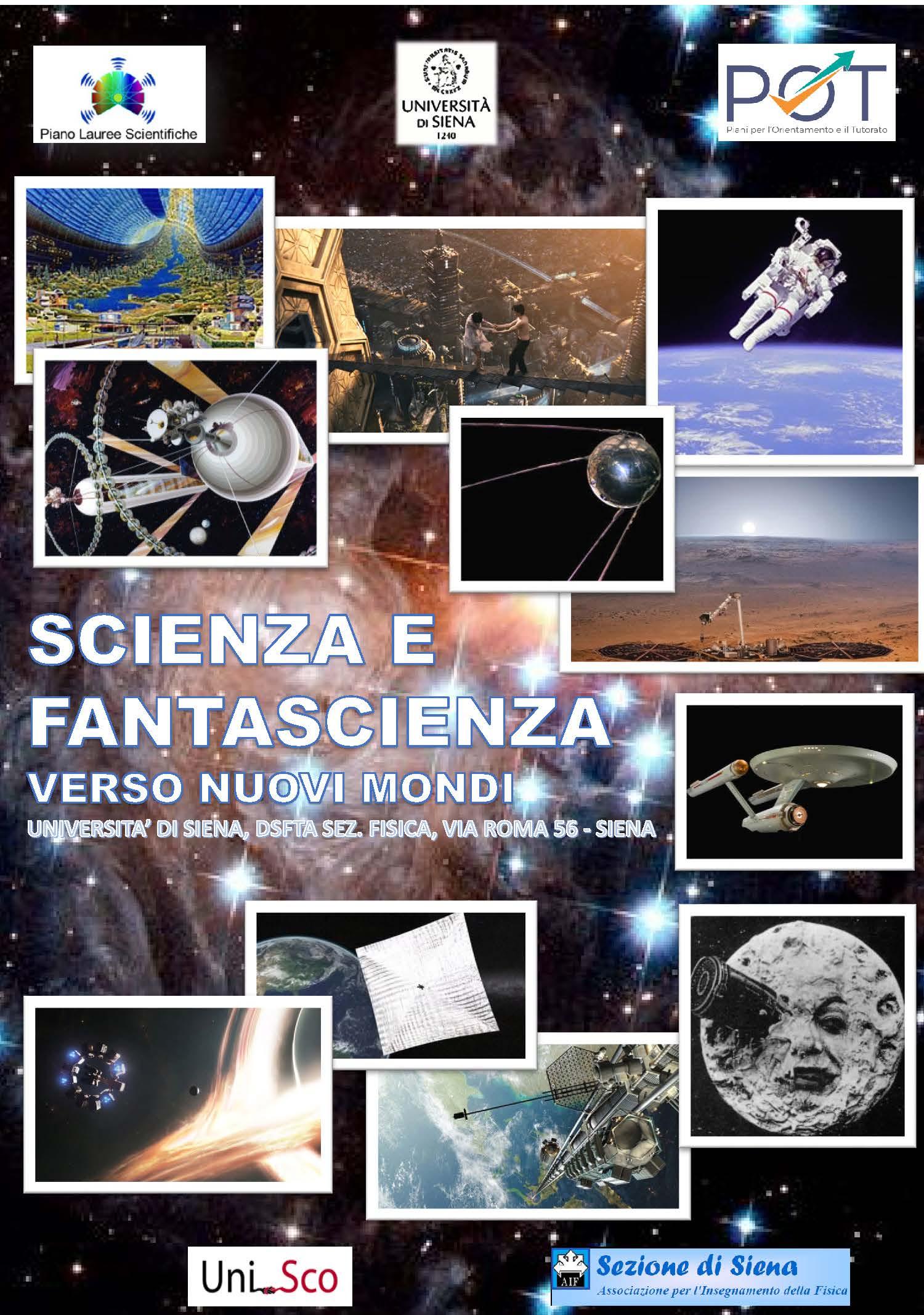 Scienza e Fantascienza: verso nuovi mondi